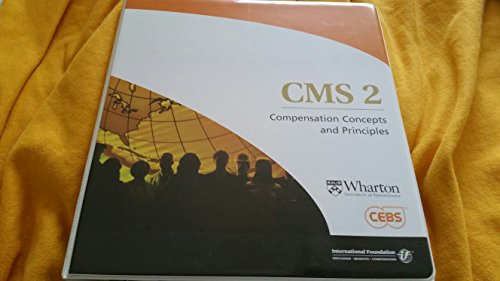 9780891547495: CMS 2 Compensation Concepts and Principles Learning Guide & CDs