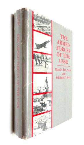 9780891582762: The armed forces of the USSR