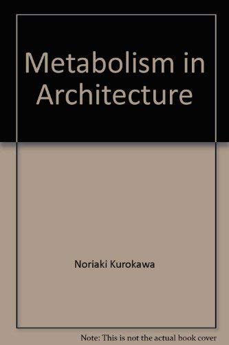 9780891587347: Metabolism in Architecture