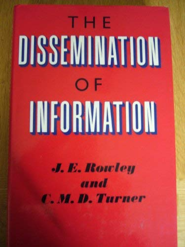 9780891588306: Dissemination Information/h (Grafton Books on Library and Information Science)