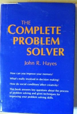 9780891680284: The Complete Problem Solver