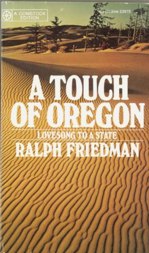 9780891740056: Touch of Oregon