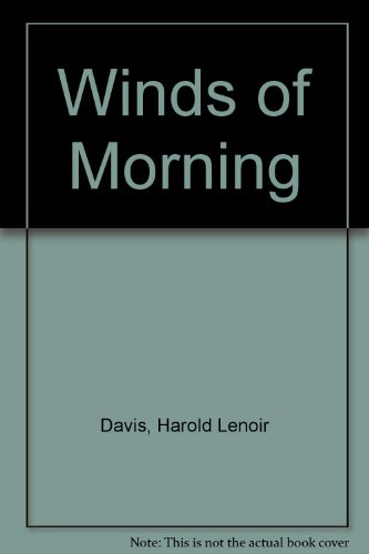 9780891740506: Winds of Morning