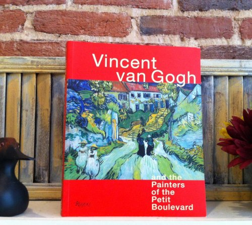 9780891780830: Vincent van Gogh and the painters of the petit boulevard by Homburg, Cornelia