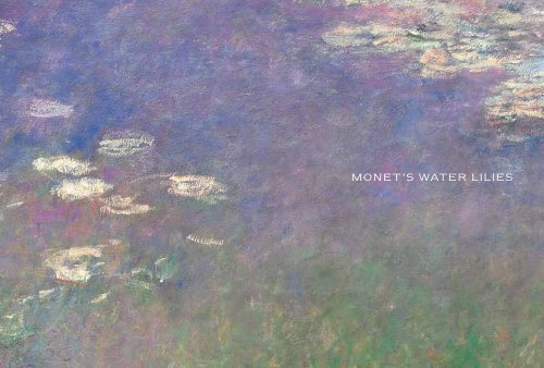 9780891780953: Monet's Water Lilies: The Agapanthus Triptych