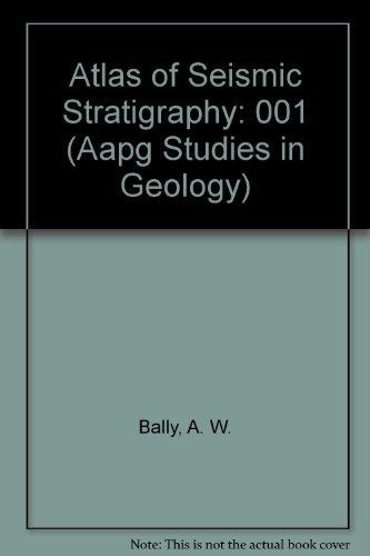 9780891810339: Atlas of Seismic Stratigraphy: 001