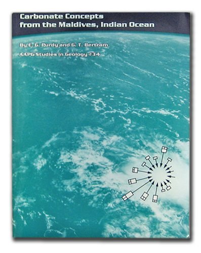 9780891810421: Carbonate Concepts from the Maldives, Indian Ocean (Aapg Studies in Geology) (Aapg Studies in Geology)