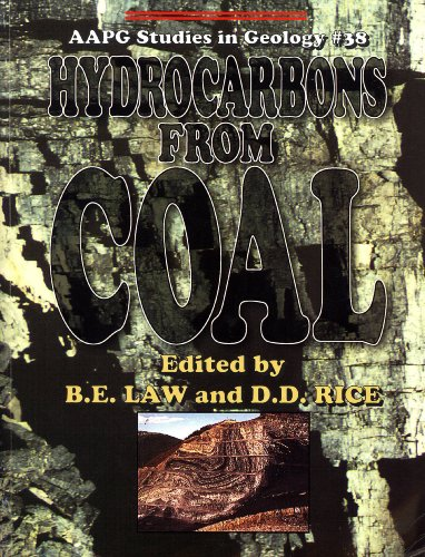 9780891810469: Hydrocarbons from Coal (AAPG Studies in Geology #38)