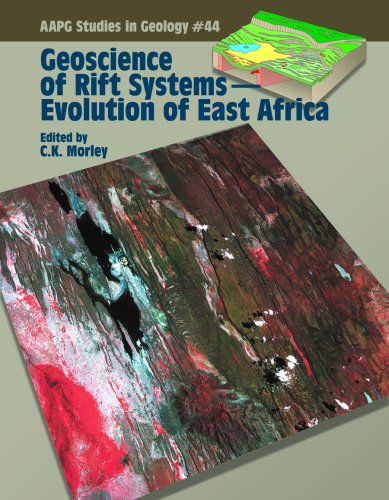 9780891810513: Geoscience of Rift Systems: Evolution of East Africa (Studies in Geology)