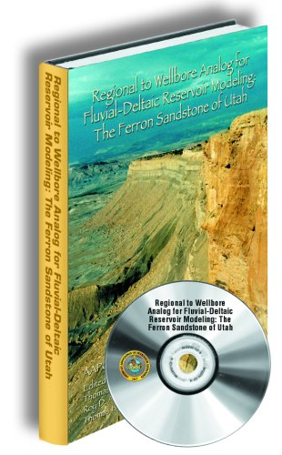 9780891810575: Regional to Wellbore Analog for Fluvial-Deltaic Reservoir Modeling: The Ferron Sandstone Of Utah (Aapg Studies in Geology)