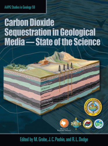 9780891810667: Carbon Dioxide Sequestration in Geological Media State of the Science (Aapg Studies in Geology)