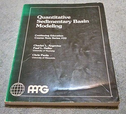 9780891811800: Quantitative sedimentary basin modeling (Continuing education course note series)