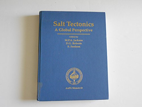 9780891813446: Salt Tectonics: A Global Perspective Based on the Hedberg International Research Conference, Bath, U. K., September 1993 (Memoir Series No 65)