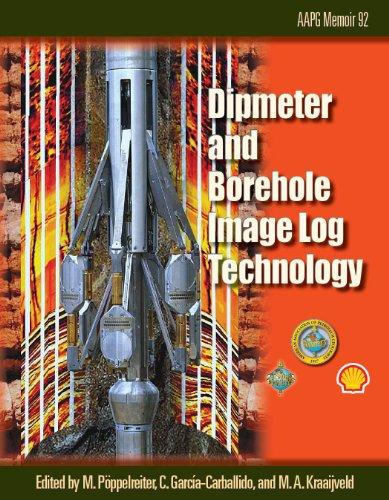 Dipmeter and Borehole Image Log Technology: Memoir: M.A. Kraaijveld, C.