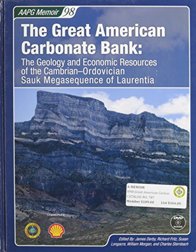9780891813804: Great American Carbonate Bank: The Economic Resources of the Cambrian-ordovician (AAPG Memoir)