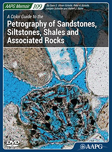 9780891813897: A Color Guide to the Petrography of Sandstones (AAPG Memoir 109)