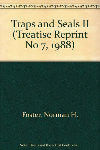 9780891814061: Traps and Seals II (Treatise Reprint No 7, 1988)