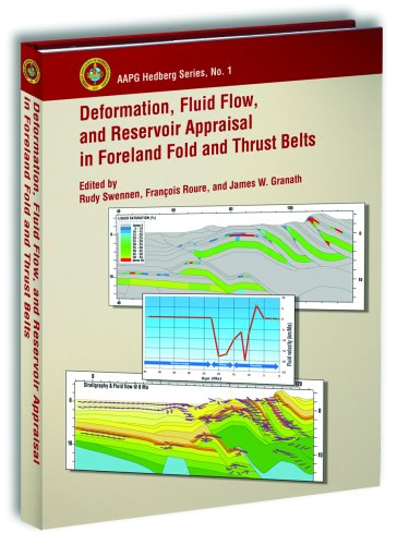 9780891819004: Deformation, Fluid Flow, and Reservoir Appraisal in Foreland Fold and Thrust Belts (AAPG Hedberg Series) (AAPG Hedberg) (AAPG Hedberg)