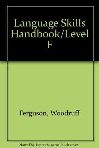 9780891878148: Language Skills Handbook/Level F
