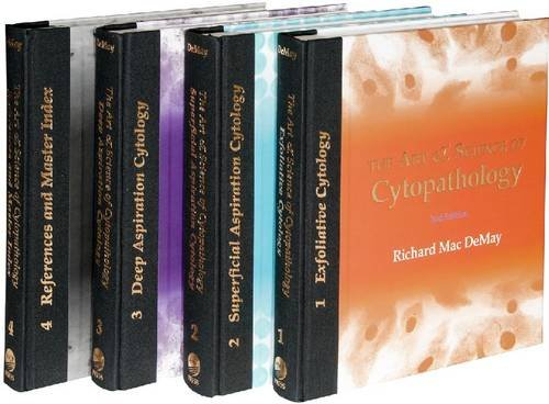 9780891896449: Art and Science of Cytopathology 4 Vol Set
