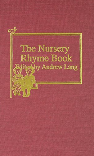 9780891900825: The Nursery Rhyme Book