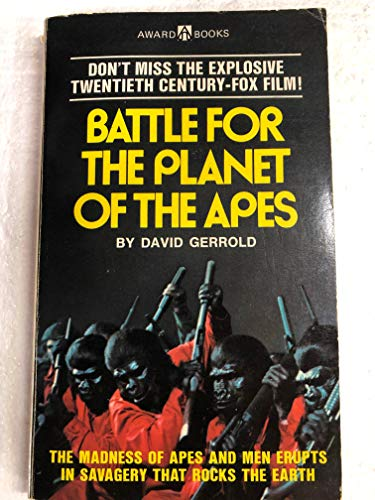 9780891901631: Battle for the Planet of the Apes