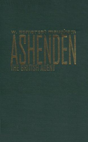 9780891902133: Ashenden, or, The British Agent