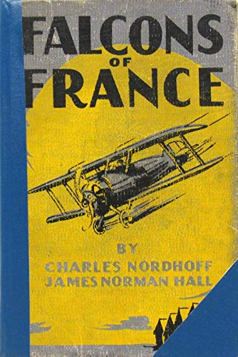 9780891902324: Falcons of France