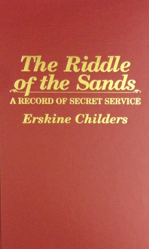 9780891902409: The Riddle of the Sands: A Record of Secret Service