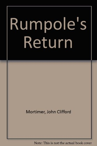 9780891902775: Rumpole's Return