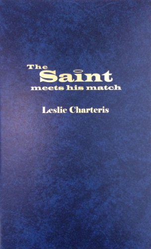 9780891903437: Saint Meets His Match