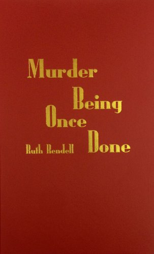 9780891903727: Murder Being Once Done
