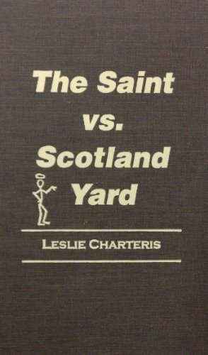 9780891903901: The Saint Vs. Scotland Yard
