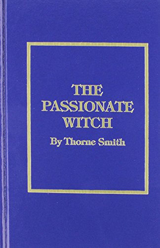 9780891904335: The Passionate Witch