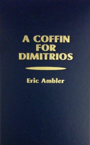 9780891904618: Coffin for Dimitrios
