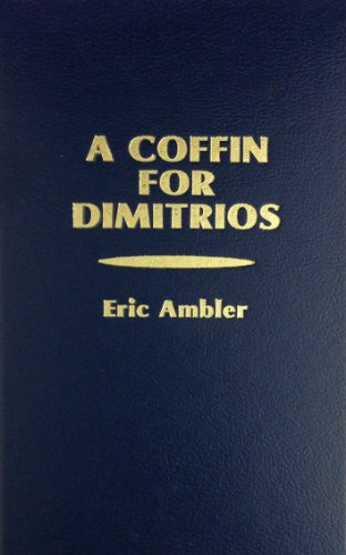 9780891904618: A Coffin for Dimitrios