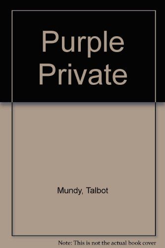 9780891904892: Purple Pirates