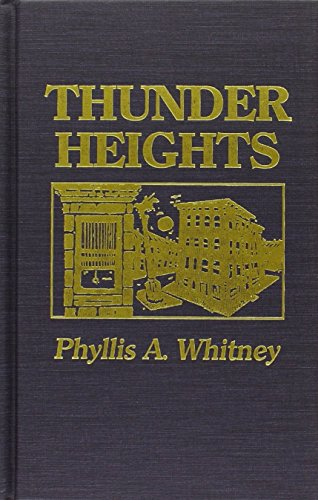 9780891905349: Thunder Heights