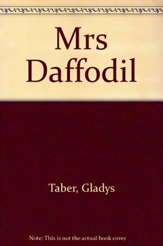 Mrs Daffodil (9780891905929) by Gladys Taber