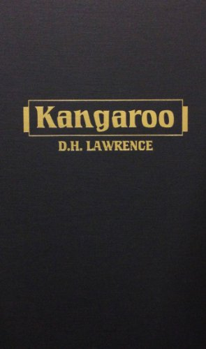 Kangaroo (0891906134) by D. H. Lawrence