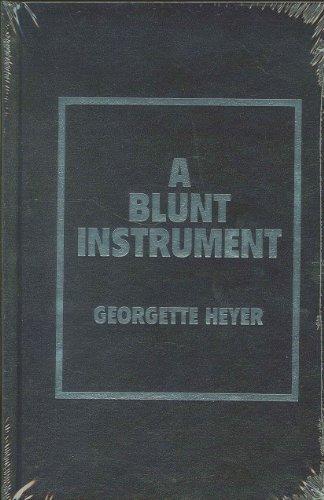 9780891906407: A Blunt Instrument