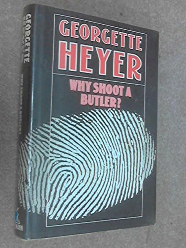 9780891906490: Why Shoot a Butler?