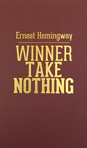 9780891906643: Winner Take Nothing