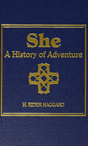 9780891907053: She: A History of Adventure