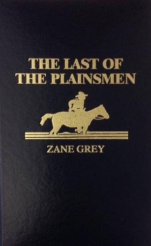 9780891907534: The Last of the Plainsmen