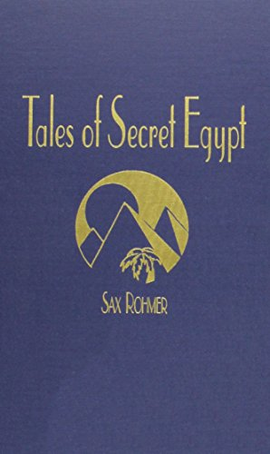 9780891908098: Tales of Secret Egypt