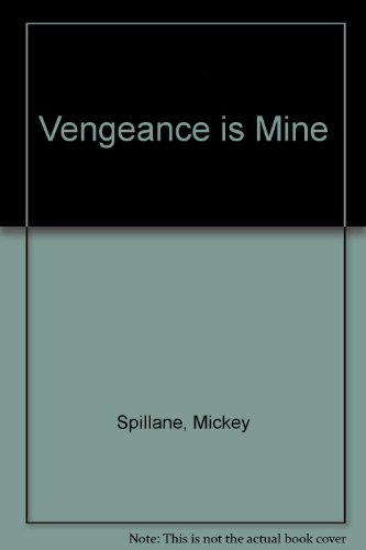 9780891908388: Vengeance Is Mine