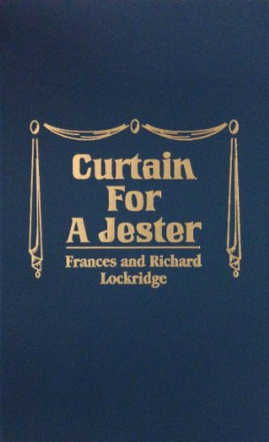 9780891909040: Curtain for a Jester: A Mr and Mrs North Mystery
