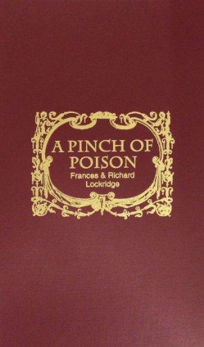 9780891909170: Pinch of Poison