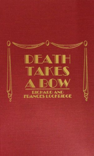 9780891909187: Death Takes a Bow